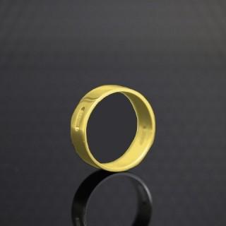 Tilemahos V2 & Tilemahos X1 AD Ring 23mm Brass Shined