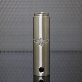 JustGG (New) Solid 18650 tube SS Matt