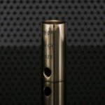 JustGG Engraved Tube Brass