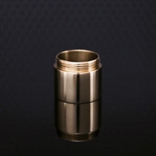 JustGG Extension Sleeve Naval Brass Shined