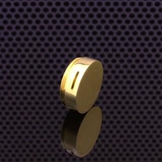 New JustGG-Stealth V3 Venting Cap Brass Mat
