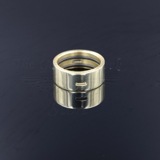JustGG (New) CR Brass Shined