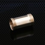 justGG Telescope Brass