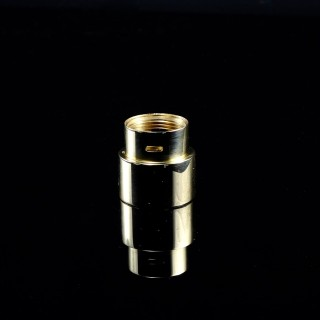 JustGG (New) Collector Tank Brass Shined
