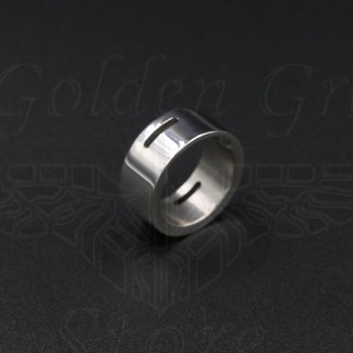Tilemahos Armed AD Ring 22mm SS Shined