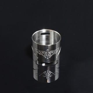 Amadeus RDA 24mm 1 Hole Body Shined