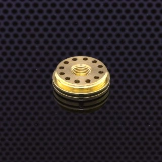 GGTS-Stealth Venting Cap Brass Shined