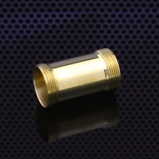 justGG Telescope Brass Shined