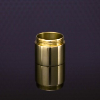 JustGG Extension Sleeve Brass Shined