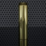 JustGG (Old) Solid 18650 tube Brass