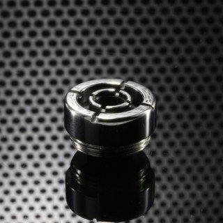 GGTB (New) Atomizer Cap SS Shined